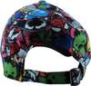 Marvel Group Kawaii Allover Print Buckle Hat