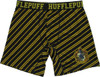 Harry Potter Hufflepuff Crest Striped Boxer Briefs