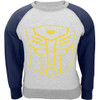 Transformers Autobots Reversible Infant Sweatshirt