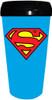 Superman Classic Blue Travel Mug