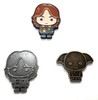 Harry Potter Fred 3 Pc Pin Set