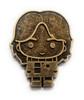 Harry Potter Hermione 3 Piece Pin Set