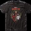 Marvel Shang Chi Heroes Chevron T-Shirt