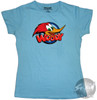 Woody Woodpecker Face Baby Tee