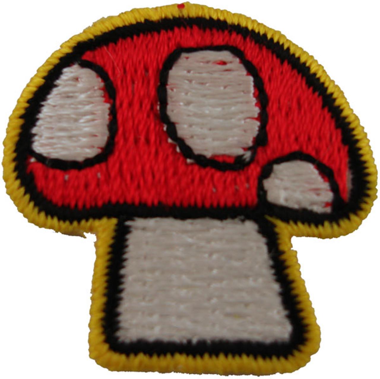 Mario Super Mushroom Patch