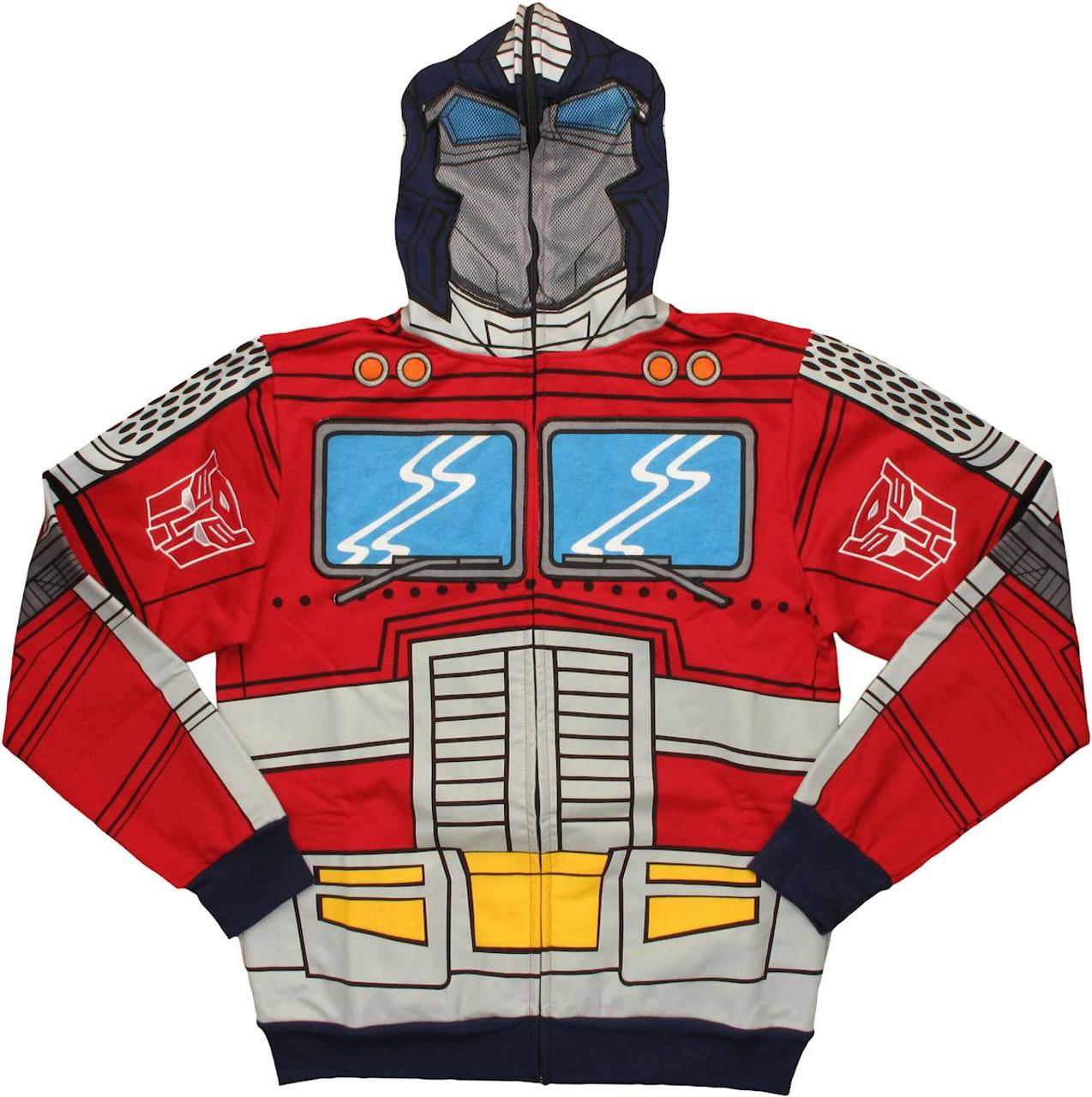 Prime Punisher Hoodie Optimus Prime Transformers Autobot Adult /& Kids Hoodie Top