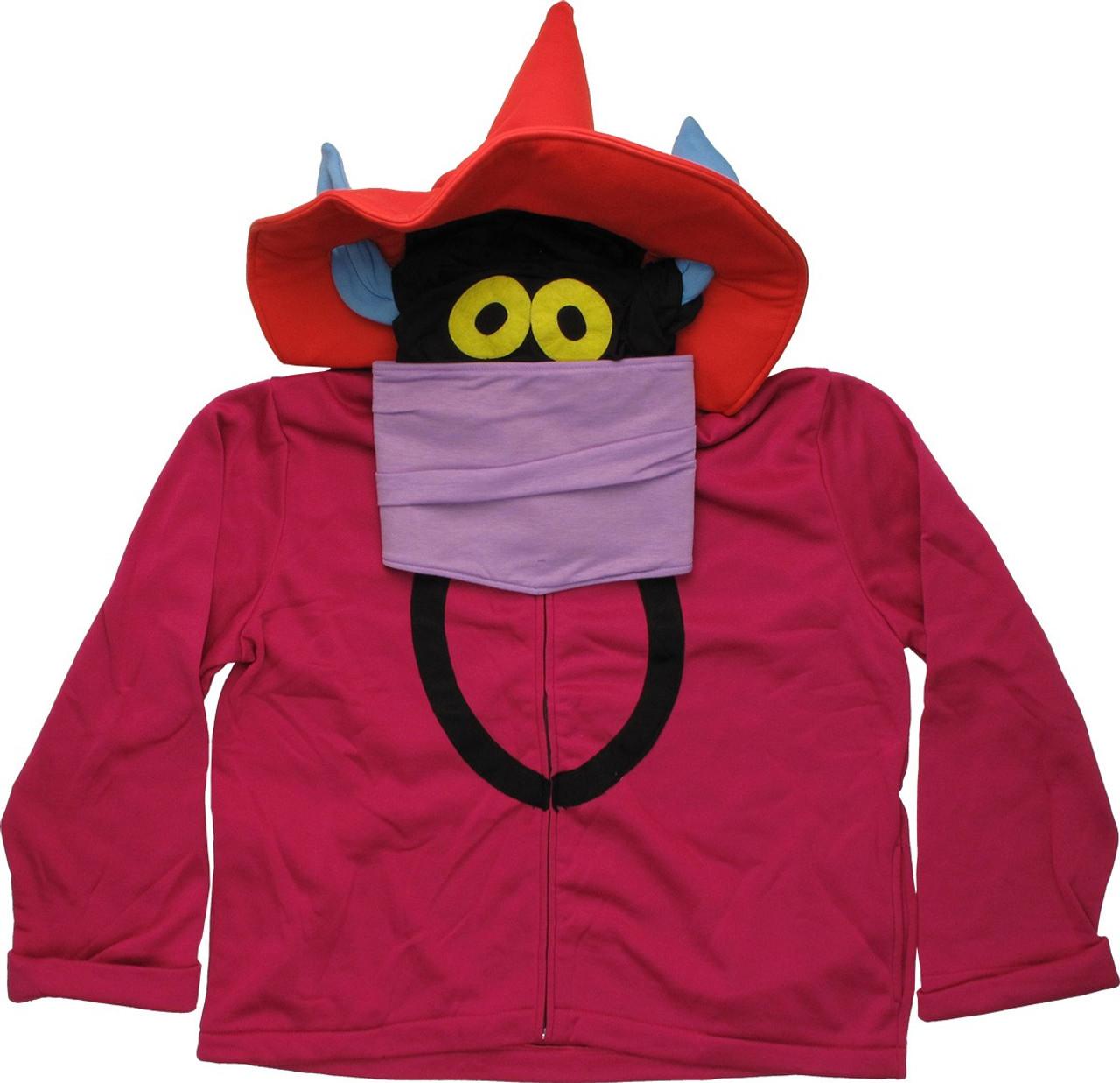 He Man Orko Costume Hoodie Shop 400 sweatshirt brands like teddy fresh, thrasher, primitive, danny duncan, champion, and santa cruz. he man orko costume hoodie