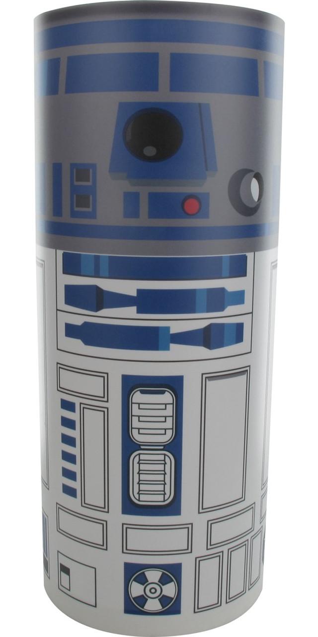 Star Wars R2 D2 Tube Desk Lamp