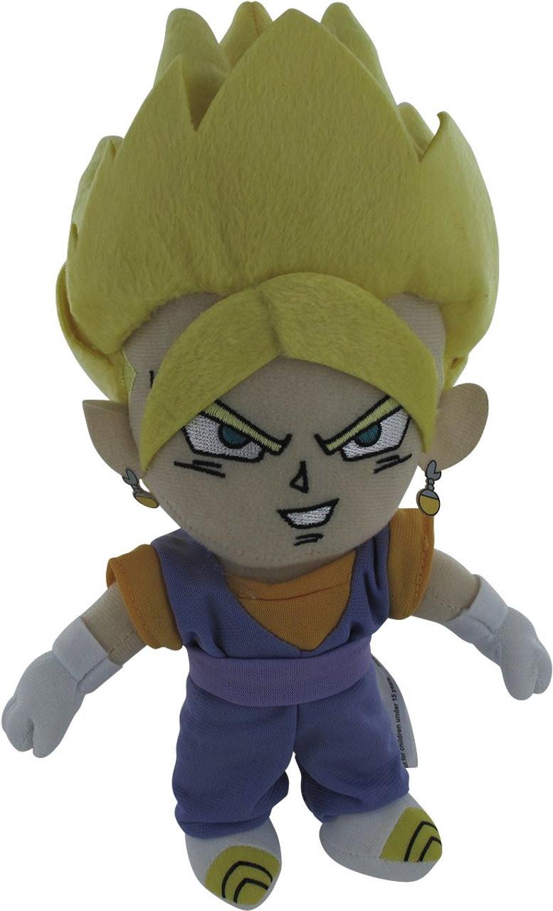 8 Inch Plush Toy Dragon Ball Z Vegito