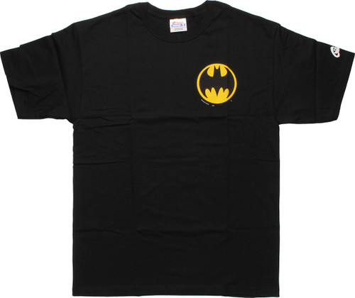 Batman Small Signal T-Shirt