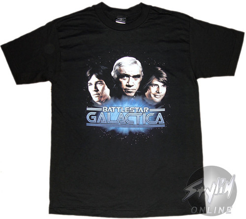 Battlestar Galactica Trio T-Shirt