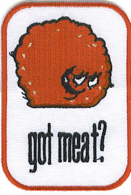 ATHF Meatwad Patch