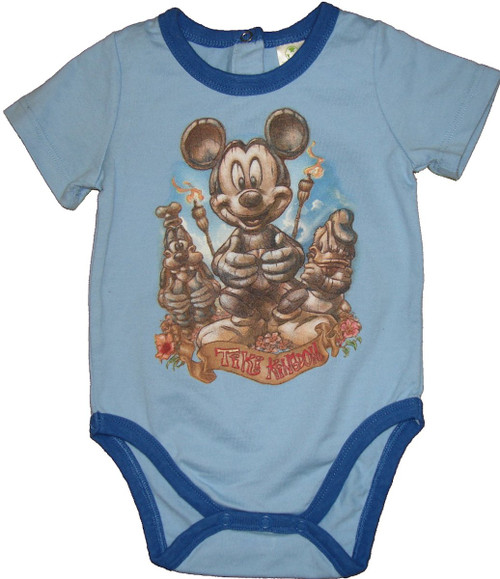 Disney Mickey Mouse Snap Suit