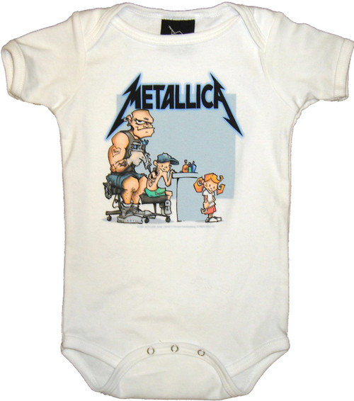 Metallica Animated Snap Suit
