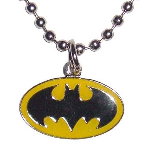 Batman Classic Logo Necklace