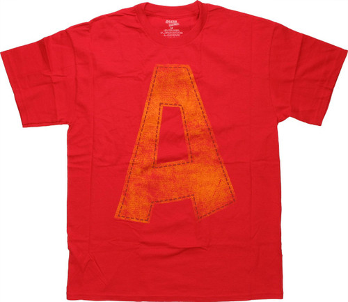 Alvin and the Chipmunks Logo T-Shirt