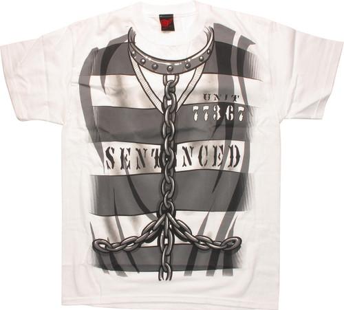 Prisoner Costume T-Shirt