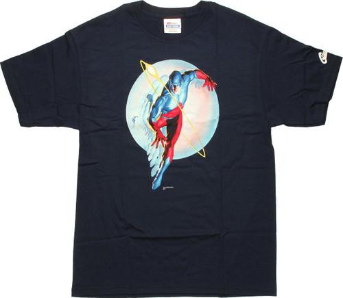 Atom Alex Ross T-Shirt