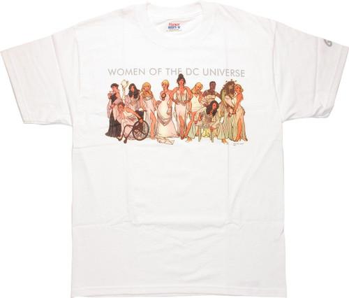 DC Comics Women T-Shirt
