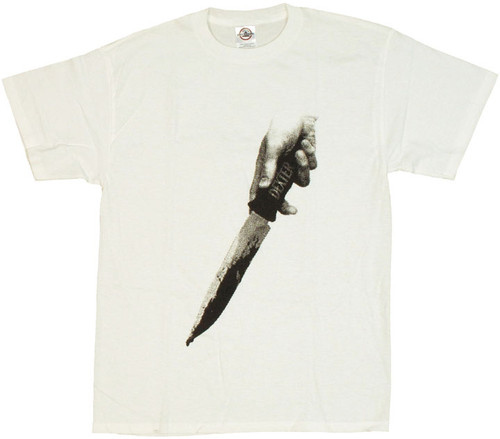 Dexter Knife T-Shirt