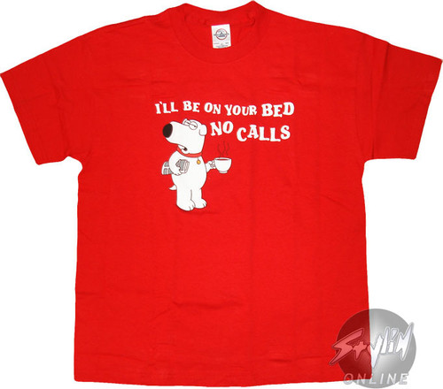 Family Guy Brian T-Shirt