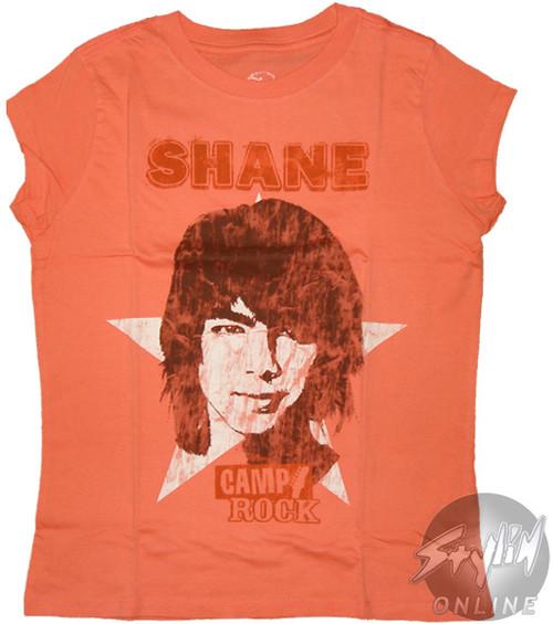 Camp Rock Shane Tween T-Shirt