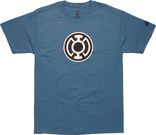 Green Lantern Blue Lantern T-Shirt