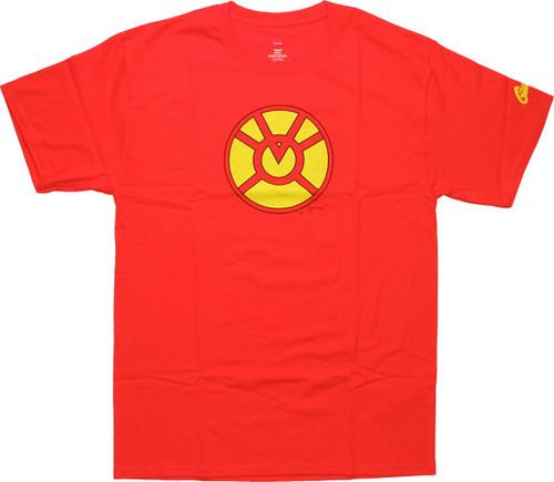 Green Lantern Orange Lantern T-Shirt