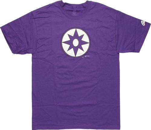 Green Lantern Violet Lantern T-Shirt