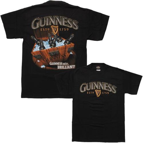 Guinness Logo T-Shirt
