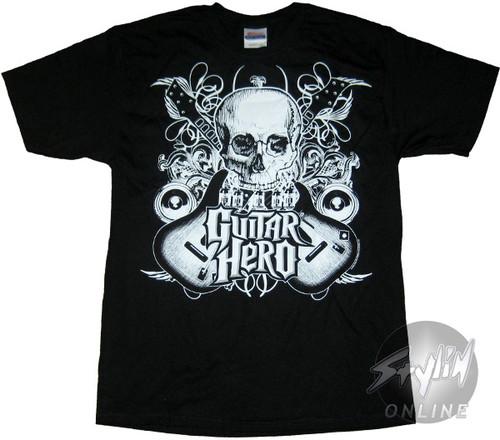 Guitar Hero Speakers Guitars T-Shirt
