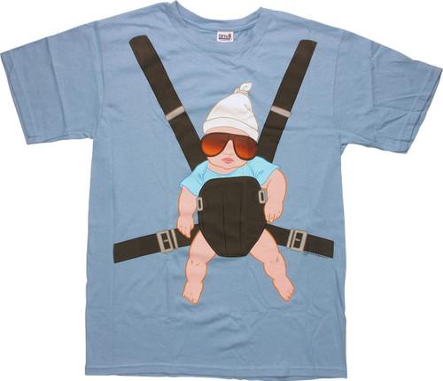 Hangover Baby Carrier T-Shirt