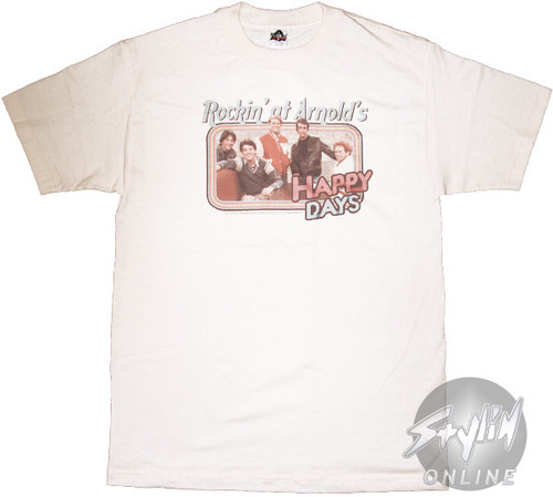Happy Days Arnolds T-Shirt