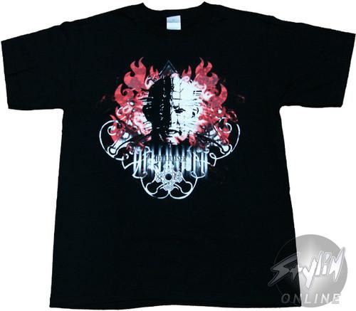 Hellraiser Flame T-Shirt