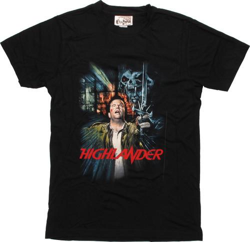Highlander T-Shirt Sheer