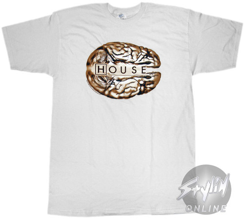House Brain T-Shirt