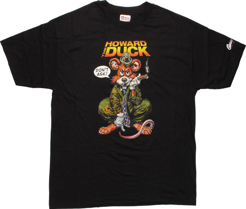 Howard the Duck Rat T-Shirt