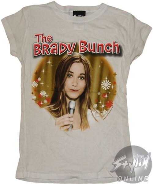 Brady Bunch Marcia Baby Tee