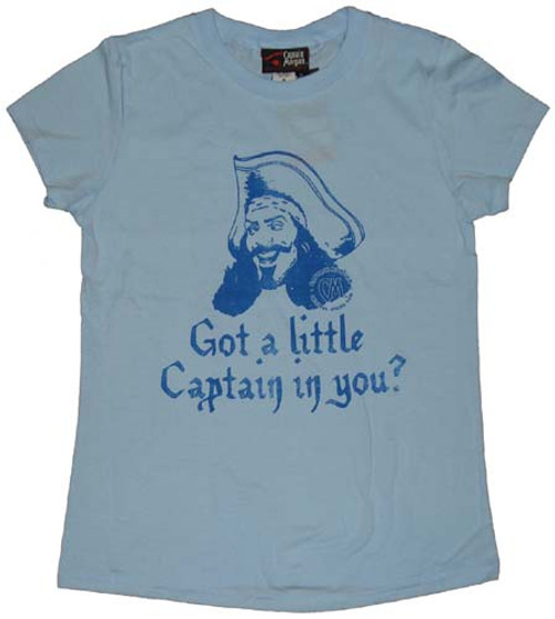 Captain Morgan Baby Tee