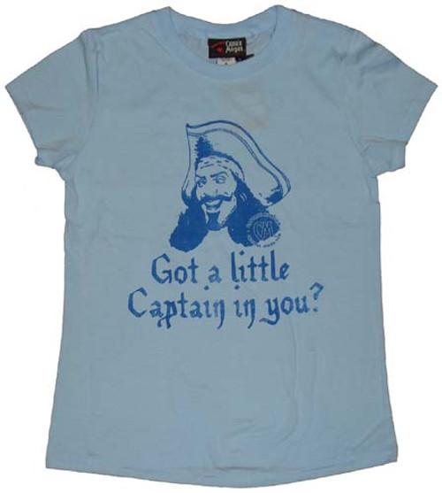 d1a8972914e9a Captain Morgan Baby Tee