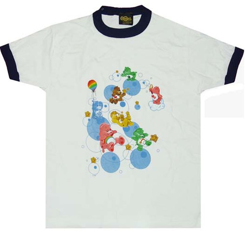 Care Bears Bubbles Juniors T-Shirt