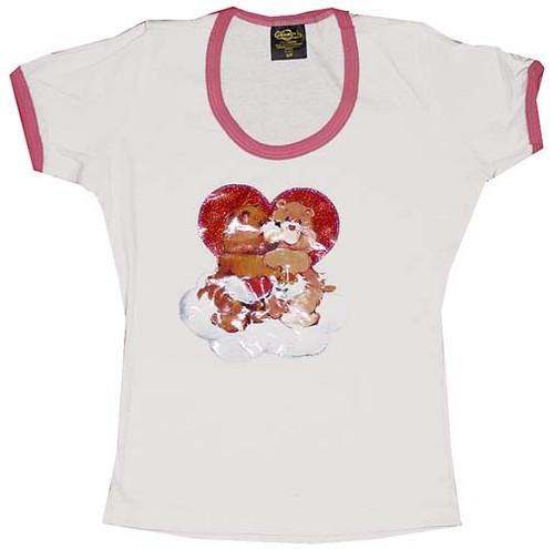 Care Bears Heart Hug Juniors T-Shirt