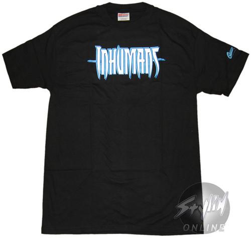 Inhumans Name T-Shirt