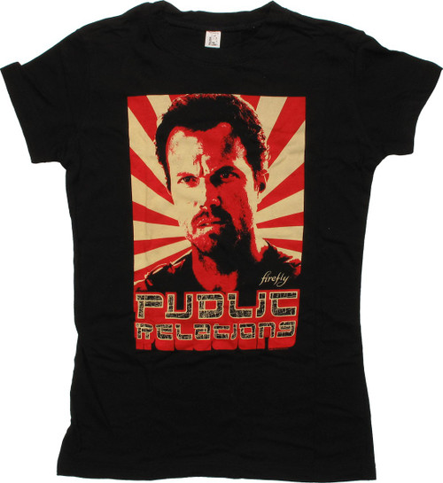 Firefly Public Relations Baby Tee