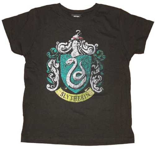 Harry Potter Slytherin Baby Tee