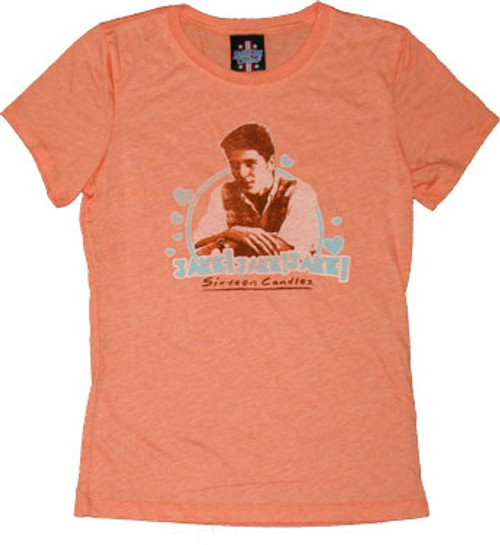 Sixteen Candles Jake Juniors T-Shirt