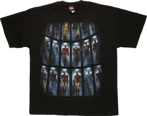Iron Man The Hall T-Shirt