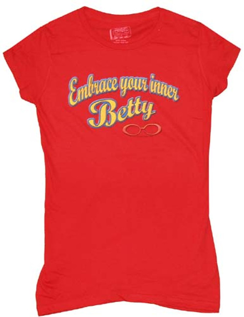 Ugly Betty Embrace Baby Tee