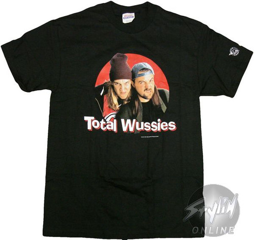 Jay and Silent Bob Wussies T-Shirt