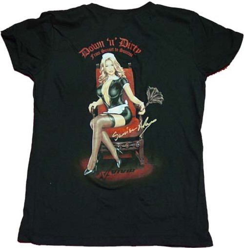 Vivid Entertainment Maid Juniors T-Shirt